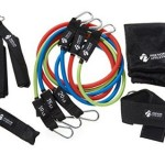 Thumbnail image for Save 50% on Resistance Bands | Phenom Resistance Training Travel Set for $19.99