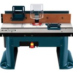 Thumbnail image for Bosch Benchtop Router Table for $117.50 Shipped