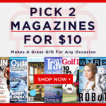 Thumbnail image for Pick 2 Magazine Subscriptions for $10 | Weight Watchers, Self, Dwell + More