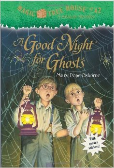a good night for ghosts halloween books for kids