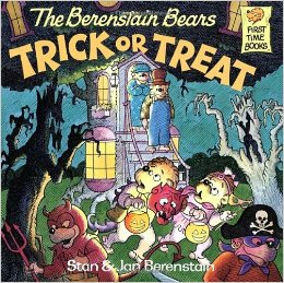 berenstain bears trick or treat halloween books for kids