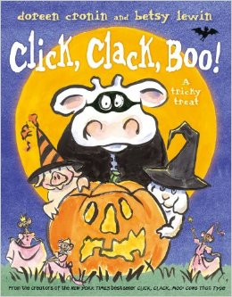 click clack boo halloween books for kids