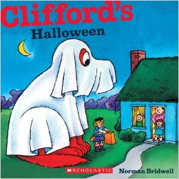 cliffords halloween books for kids