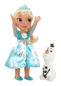 disney frozen elsa snow glow doll