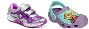 disney frozen stride rite shoe collection