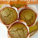 Thumbnail image for Easy Pumpkin Muffins Recipe