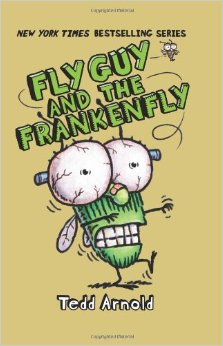 fly guy and the frankenfly halloween books for kids