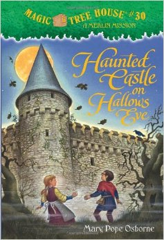 haunted castle on hallowes eve halloween books for kids