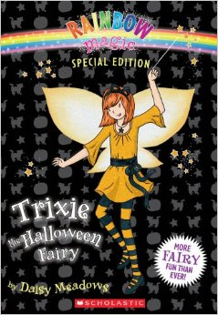 rainbow magic halloween fairy books for kids