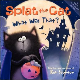 splat the cat what was that halloween books for kids