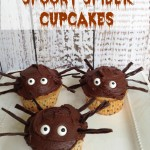 Thumbnail image for Easy Spooky Spider Cupcakes Recipe