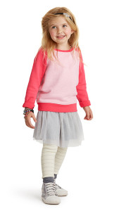 tea collection color block sweater girls