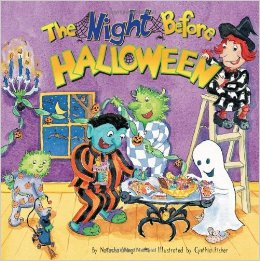 the night before halloween books for kids