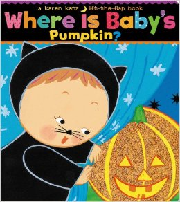 where is babys pumpkin halloween book for kids