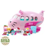 Thumbnail image for Hello Kitty Jet Plane Airlines Set for $16.99