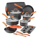 Thumbnail image for Rachael Ray 15-Piece Nonstick Cookware Set for $89.99 Shipped