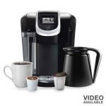 Thumbnail image for Keurig 2.0 Coffee Brewing System for $97.49 Shipped