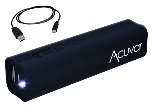 Power Bank Portable Battery Charger for iPhones or LG ...