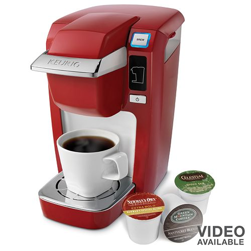 Keurig Mini Personal Coffee Brewer for USD 57.99 Shipped - Stretching a Buck Stretching a Buck