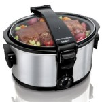 Thumbnail image for Hamilton Beach 7-Quart Stay or Go Slow Cooker for $29.99