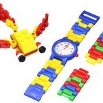 """Thumbnail image for LEGO Kid's """"Creator"""" Watch with Toy for $12.49"""