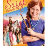 Thumbnail image for An American Girl: Saige Paints the Sky DVD for $5