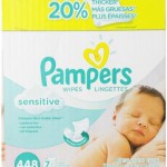 Thumbnail image for Pampers Sensitive Baby Wipes for $0.02 Each!