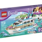 Thumbnail image for LEGO Friends Dolphin Cruiser Set for $59.99 Shipped