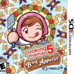 Thumbnail image for Cooking Mama 5: Bon Appetit! for Nintendo 3DS for $19.99