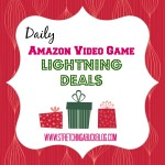 Thumbnail image for Amazon Video Game Lightning Deals
