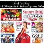 Thumbnail image for Southern Living, InStyle, Real Simple, People + More | Only $5!!