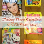 Thumbnail image for Find Holiday Travel Essentials at CVS + a $25 Gift Card Giveaway