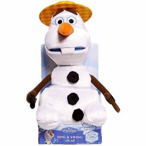 disney frozen sing and swing olaf deal