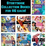 Thumbnail image for Disney Storybook Collection Books for $6 Each