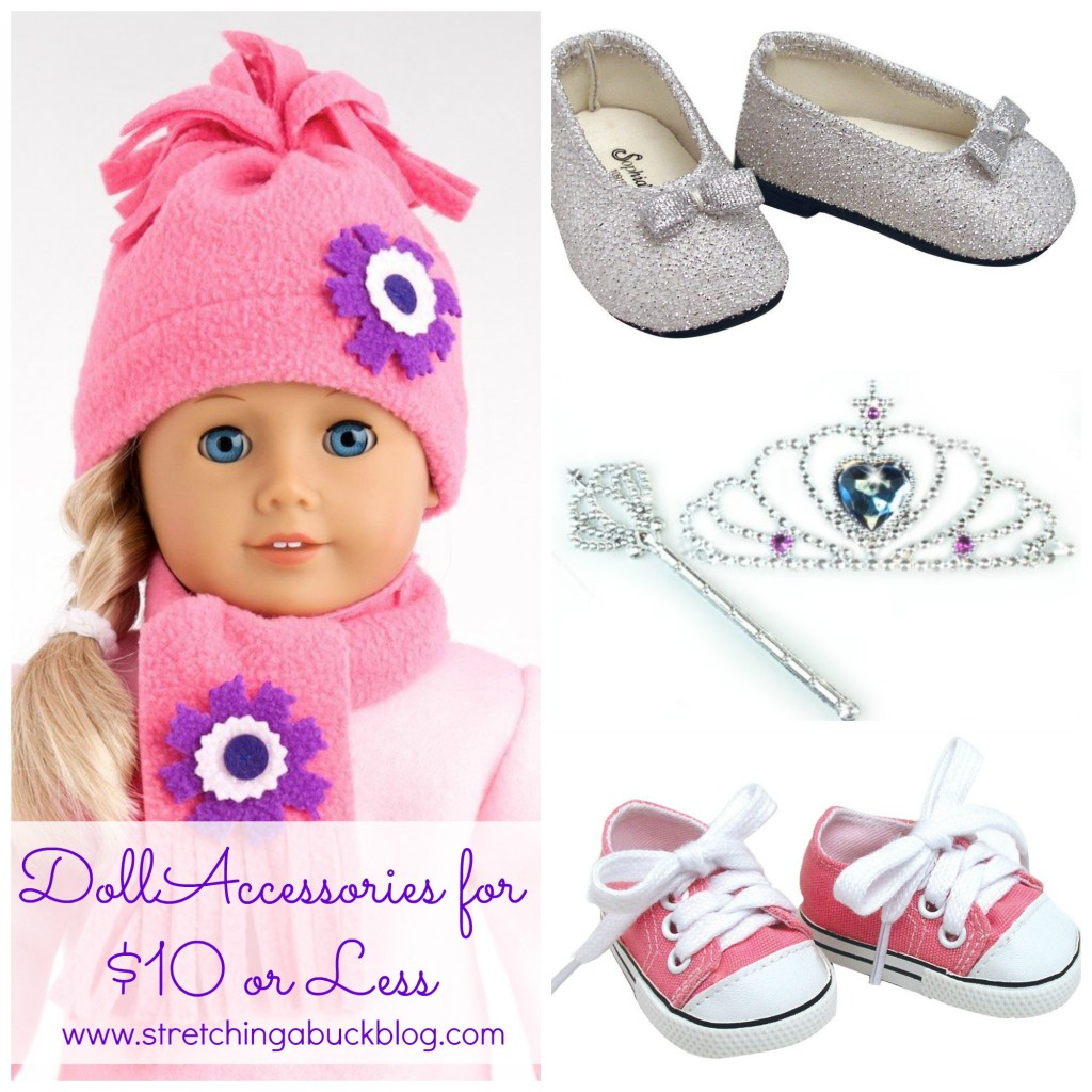 doll accessories fit american girl doll 10 or less
