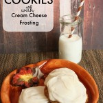 Thumbnail image for The Best Pumpkin Cookies with Cream Cheese Frosting Recipe