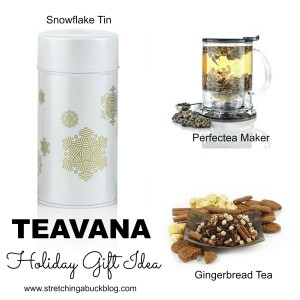 teavana holiday gift idea