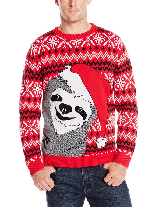 10 Awesomely Ugly Christmas Sweaters List Stretching A