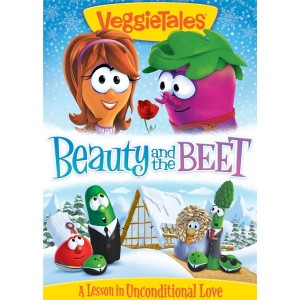 veggietales beauty and the beet dvd