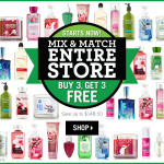 Thumbnail image for Bath & Body Works Black Friday Sale | Buy 3, Get 3 Storewide!