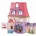 Thumbnail image for Fisher-Price Loving Family Dollhouse For $53.97 Shipped