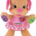 Thumbnail image for Fisher-Price Laugh & Learn Love To Play Sis Plush Toy for $10