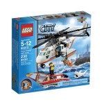 Thumbnail image for LEGO City Coast Guard Helicopter Set for $29.99 + More