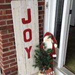 Thumbnail image for How to Make a DIY Wood Pallet JOY Sign