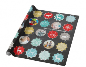 zazzle wrapping paper