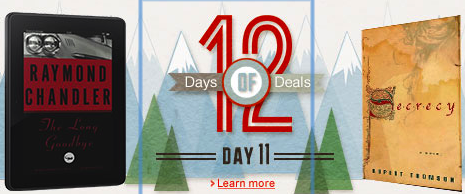 amazon 12 days of book deals