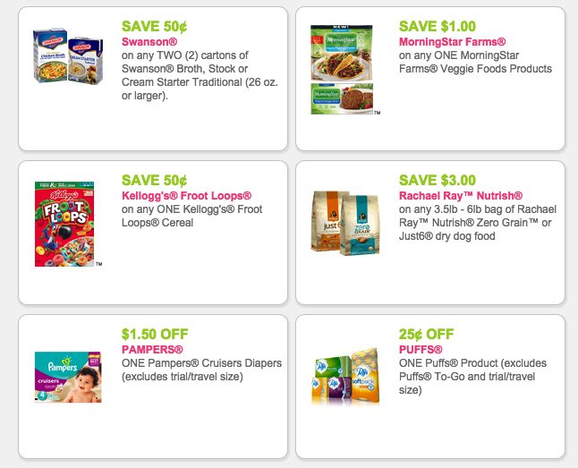 new online printable coupons