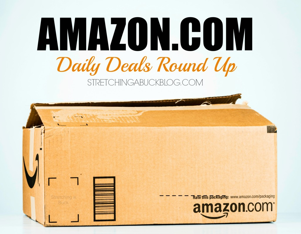 amazon daily lightning deals stretching a buck blog