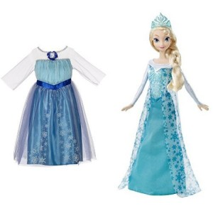 disney frozen princess elsa bundle