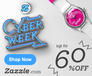 zazzle cyber week sales